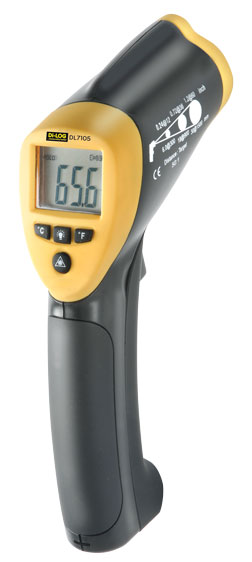 DL7105 - Infrared Thermometer